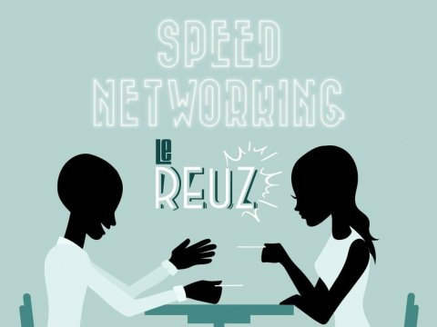 Organisation de Speed Networkings à LE REUZ Coworking de Vannes