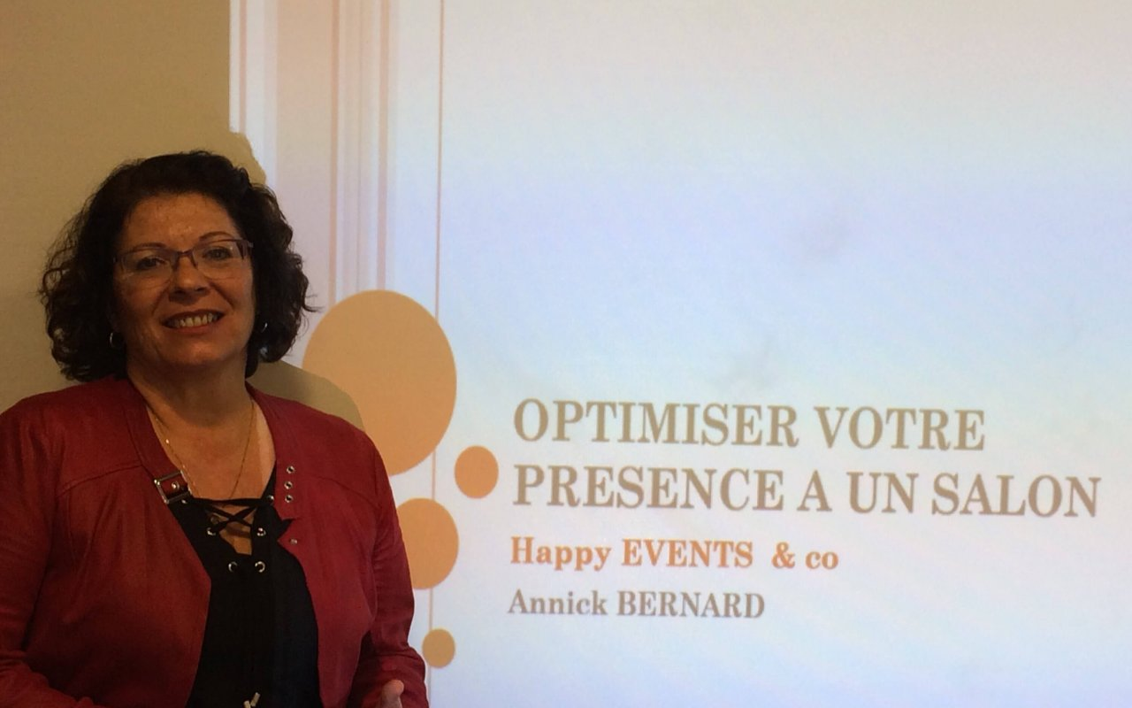 Atelier formation Happy Events & co, organisation d